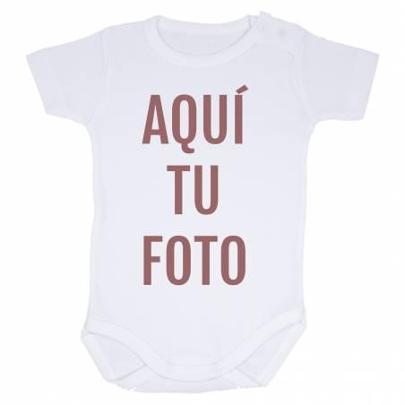 Body de bebé personalizado con foto AR Regalos - 3