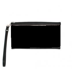 Billetero para mujer personalizado con foto - Personalizada negra