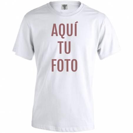 "Camiseta adulto ""Keya"" 150g/m2 personalizada con foto"