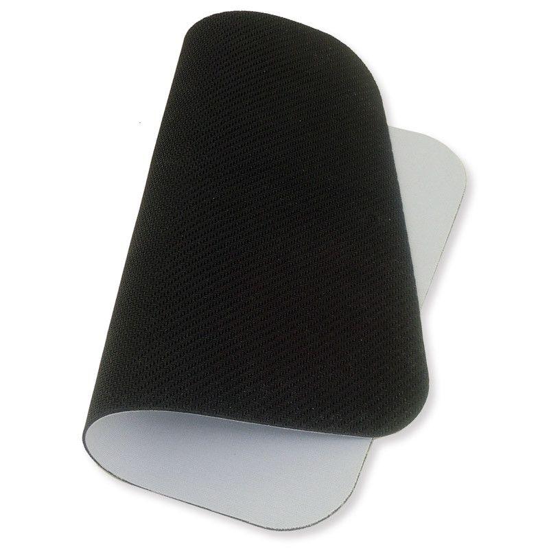 Alfombrilla de ratón personalizada (22 x 18 cm) por detrás antideslizante