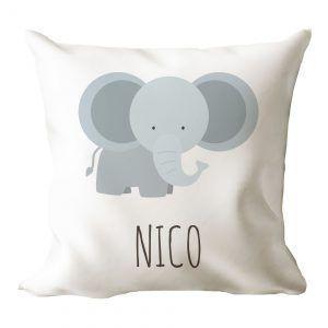 Cojín personalizado elefante 🐘