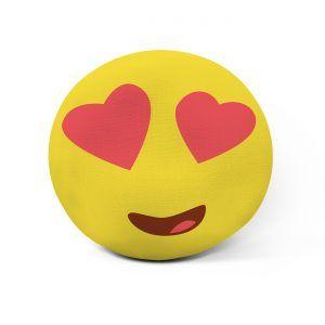 Cojín emoji personalizado | 😍